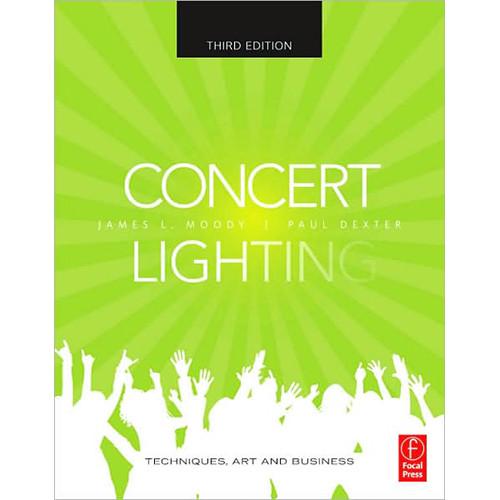 Focal Press Book: Concert Lighting