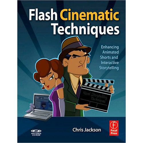 Focal Press Book: Flash Cinematic Techniques