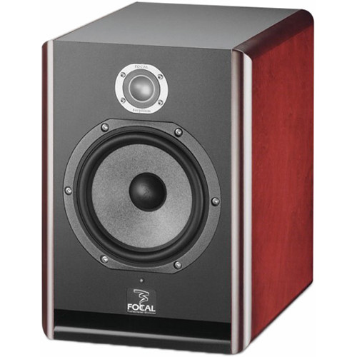 "Focal Solo6 Be 6.5"" Active 2-Way Nearfield Studio Monitor (Single, Red)"