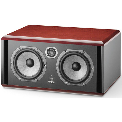 "Focal Twin6 Be 6.5"" Analog Monitoring Speaker (Red)"