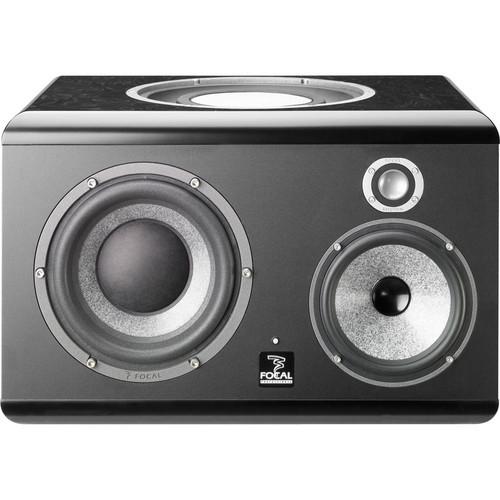 "Focal SM9 11"" 600W 3-Way Active Studio Monitor Speaker (Pair, Left/Right)"
