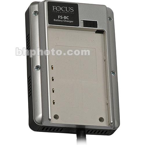 Focus Enhancements External FS-4 Battery Charger for FireStore