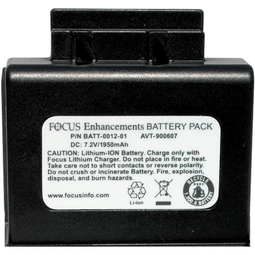 VITEC ASYF-1323-01LF 1950mAh Li-ion Battery for FS-5, FS-CF Pro, FS-H200 Pro