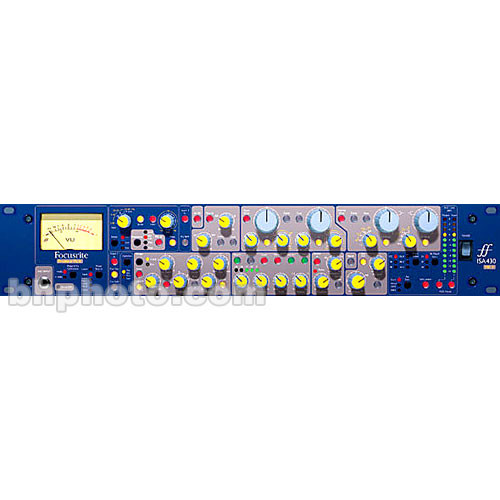 Focusrite ISA-430 MKII - Producer Pack Signal Processor