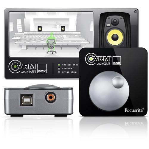 Focusrite VRM Box - Headphone Monitoring/Mixing Solution
