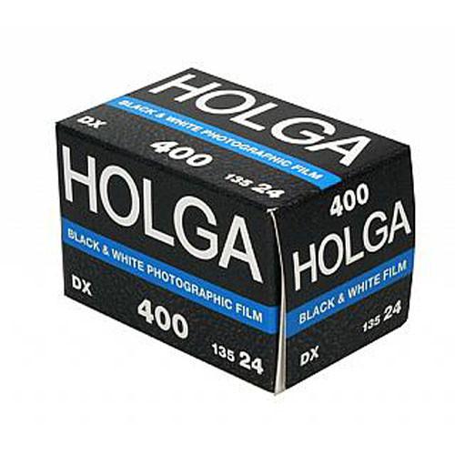 Foma Holga 400 Black and White Negative Film (35mm, 24 Exposures)