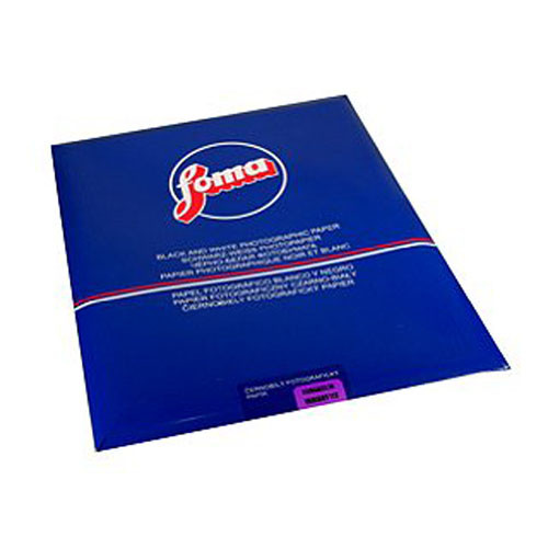 "Foma Fomabrom VC FB Variant 112 Black & White Paper (12 x 16"", 50 Sheets, Matte)"