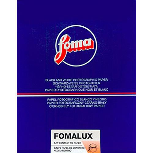 "Foma Fomalux 312 Graded Photographic Paper (8 x 10"", 25 Sheets)"