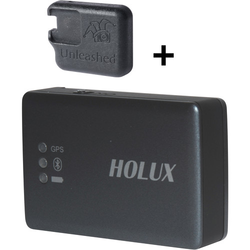 Foolography Unleashed D90 and Holux M-1000C Receiver Kit