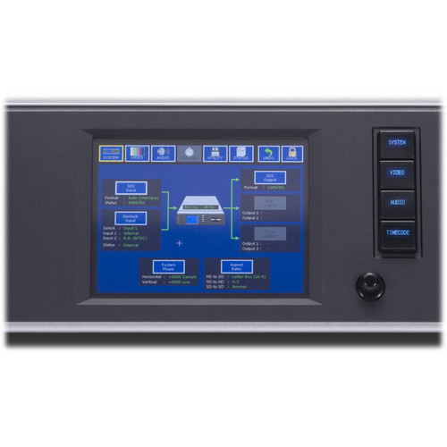 For.A FRC-80FP Front Control Panel