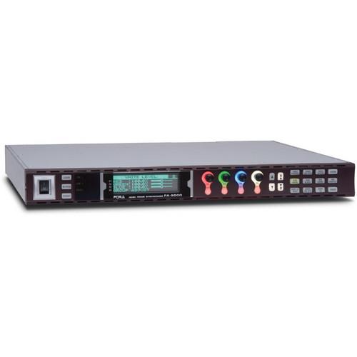 For.A FA-9500 Multi-Purpose Signal Processor 3G/HD/SD