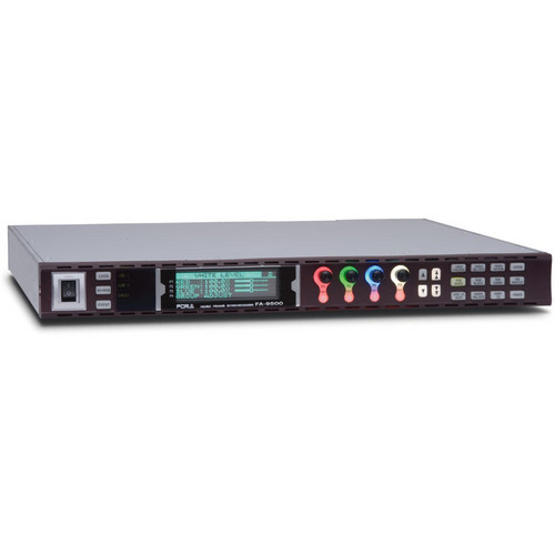 For.A FA-9500 Multi-Purpose Signal Processor 3G/HD/SD