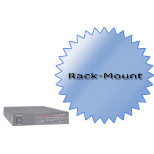 For.A FA-RK1 Single Unit Rackmount Kit