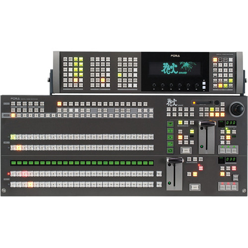 For.A HVS-1500HS-24OUB HS/SD 1.5M/E Digital Video Switcher