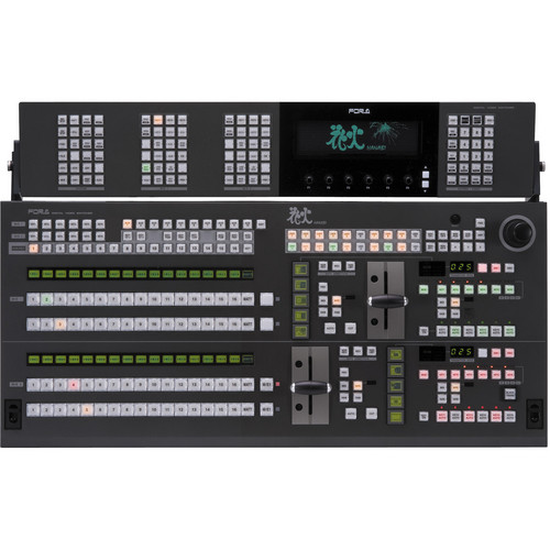 For.A HVS-2163OU 2 M/E16 Control Panel for HVS-4000 Switcher