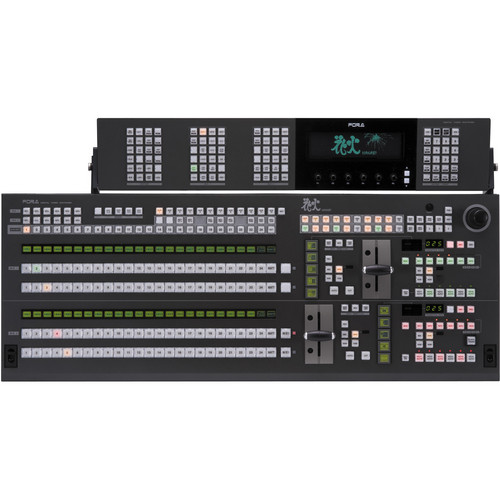 For.A HVS-2243OU 2 M/E24 Control Panel for HVS-4000 Switcher