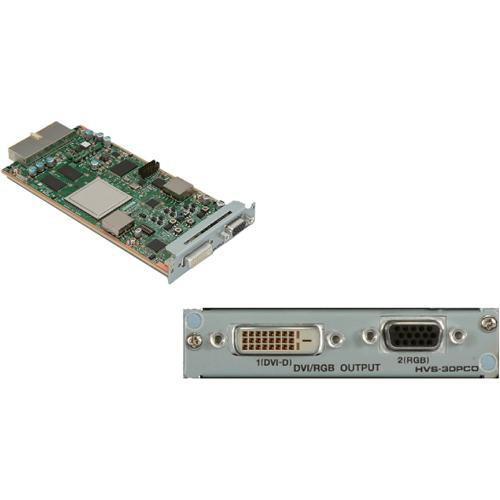 For.A HVS-30PCO PC (DVI/VGA) Output Card for HVS-300HS