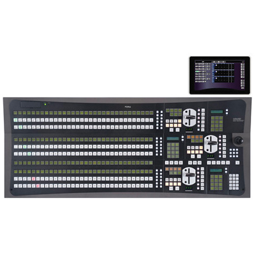 For.A HVS-3324OU 3 M/E32 Control Panel for HVS-4000 Switcher