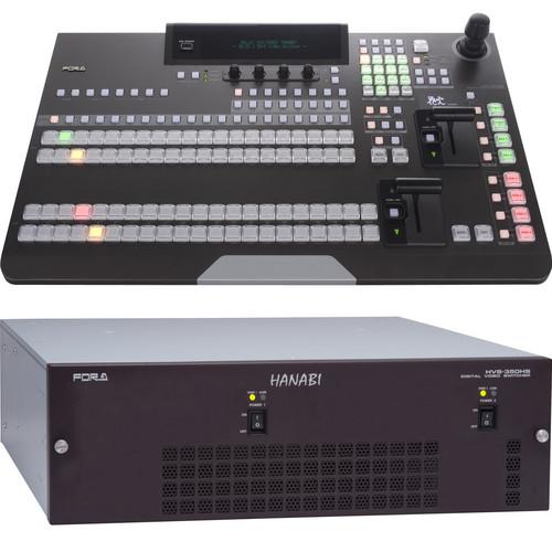 For.A HVS-350HS Type A 1.5 M/E Switcher