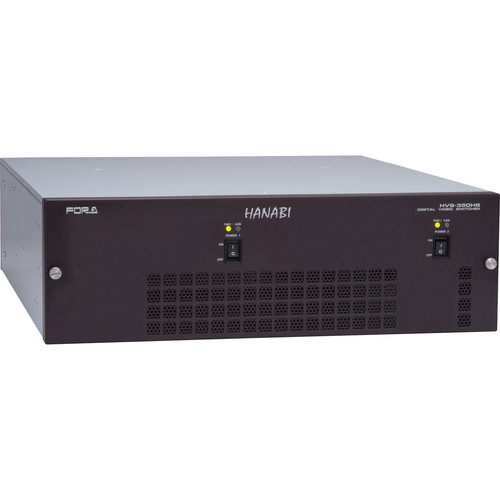 For.A HVS-350MU HD/SD 1.5M/E Switcher