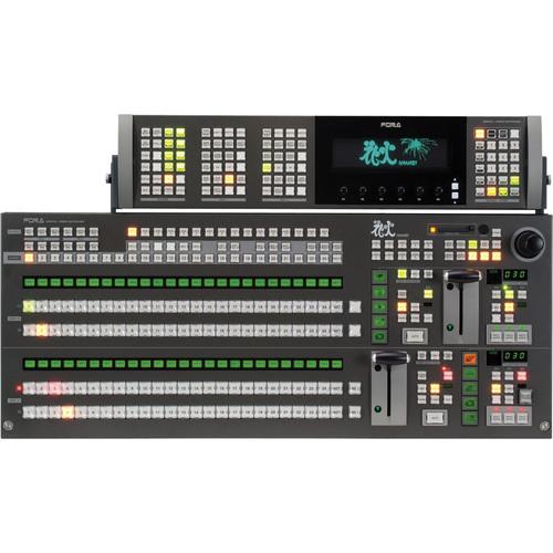 For.A HVS-3800HS-24OUA HS/SD 2M/E Digital Video Switcher