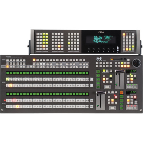For.A HVS-3800S-24OUA SD 2M/E Digital Video Switcher