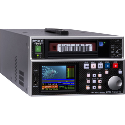 For.A LTR-100HS LTO-5 Video Archiving Recorder