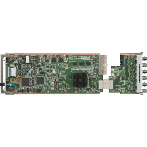 For.A UFM-30FS-R Frame Synchronizer Module w/ HD/SD-SDI Relay Bypass