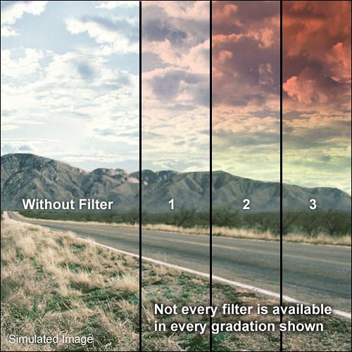 Formatt Hitech 105mm Blender Sunset 1 Filter