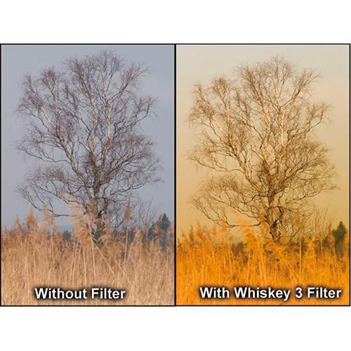 Formatt Hitech 105mm Blender Whiskey 3 Filter