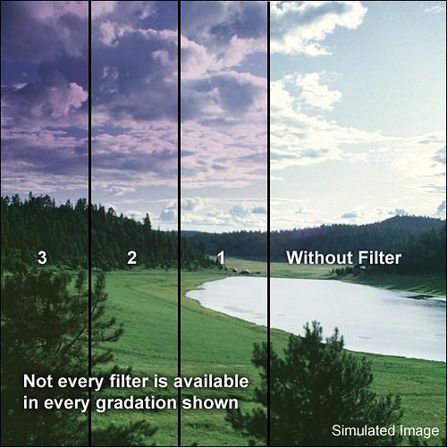 Formatt Hitech 127mm Blender Grape 1 Filter