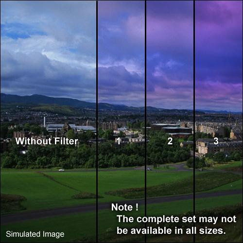 Formatt Hitech 127mm Blender Twilight 1 Filter