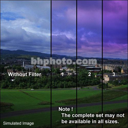 Formatt Hitech 127mm Graduated Twilight 1 Filter