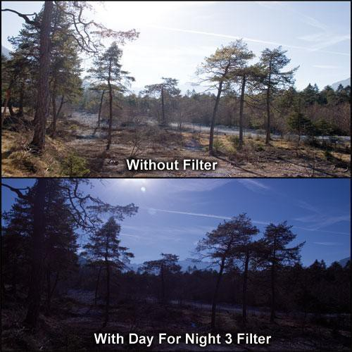 Formatt Hitech 138mm Cool Day For Night 3 Filter