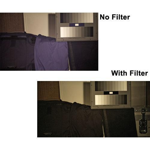"Formatt Hitech Combination Hot Mirror/Neutral Density Infrared (IR) Filter (3 x 3"")"