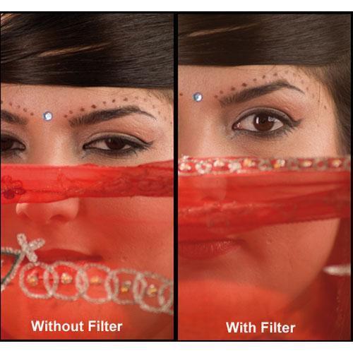 "Formatt Hitech Soft Tone Turquoise HD Filter (3 x 3"")"