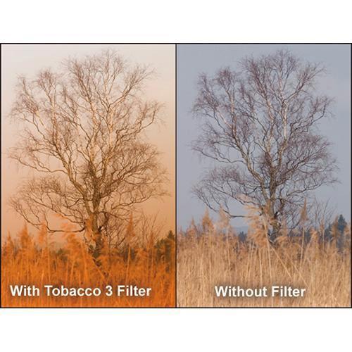 "Formatt Hitech 3 x 3"" Graduated Tobacco 1 Filter"