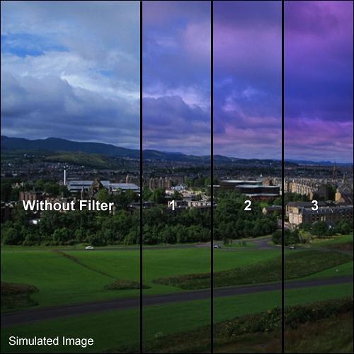 "Formatt Hitech 3 x 3"" Graduated Twilight 1 Filter"