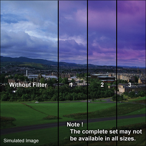 "Formatt Hitech Blender Twilight Filter (3 x 3"")"