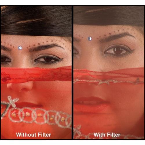 "Formatt Hitech Soft Tone Blush HD Filter (3 x 3"")"