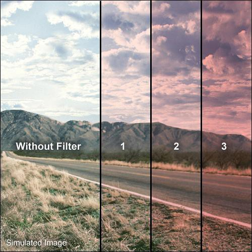 """Formatt Hitech Solid Tuscan Pink Filter (3 x 3"""")"""