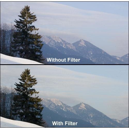 "Formatt Hitech 3x3"" x 3mm Skylight 1A Filter"