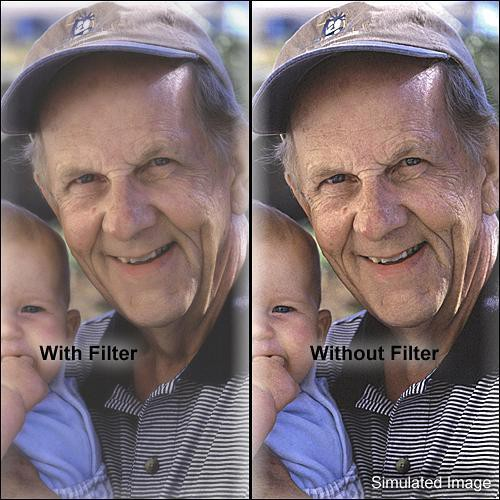 Formatt Hitech 40.5mm Soft Net White 1 Filter