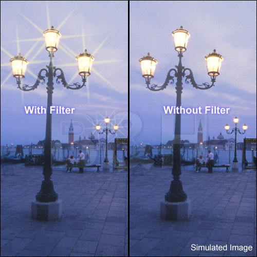 Formatt Hitech 40.5mm Star Effect 8 Point Filter