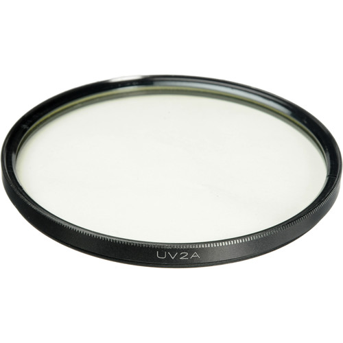 Formatt Hitech 40.5mm Ultraviolet (UV) Haze 2A Schott-Desag B270 Crown Optical Glass Filter