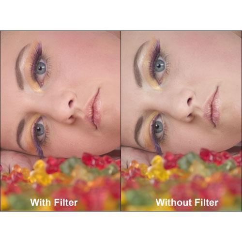 Formatt Hitech 43mm Combination Color Conversion 85/Linear Polarizing Schott-Desag B270 Crown Optical Glass Filter