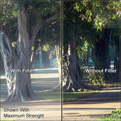 Formatt Hitech 43mm Low Contrast 1/2 Filter