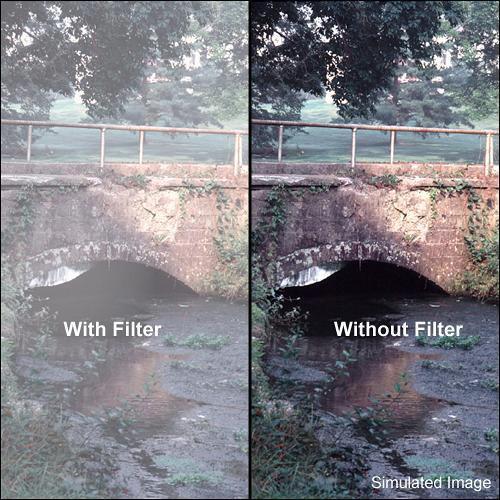 Formatt Hitech 48mm Supermist Clear 4 Filter