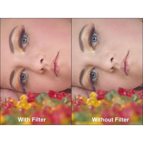 Formatt Hitech 48mm Combination Color Conversion 85/Linear Polarizing Schott-Desag B270 Crown Optical Glass Filter