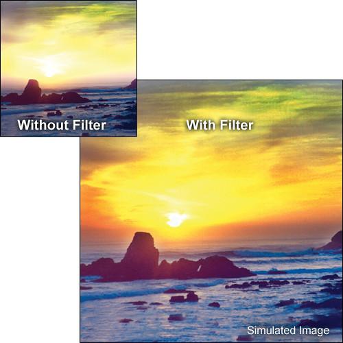 "Formatt Hitech 4 x 4"" Graduated Reverse Neutral Density (ND) 0.9 Filter"